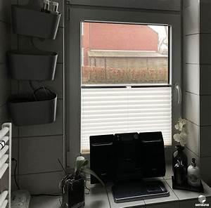 Sichtschutz Am Fenster : sichtschutz im badezimmer mit sensuna plissees am fenster plissee kundenbilder pinterest ~ Sanjose-hotels-ca.com Haus und Dekorationen