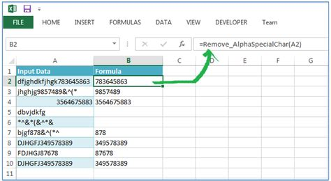 letter of character vba remove alpha special characters from range 22938 | Remove Alpha and Special Characters Function