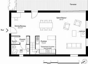 plan maison de campagne traditionnelle ooreka With plan maison de campagne