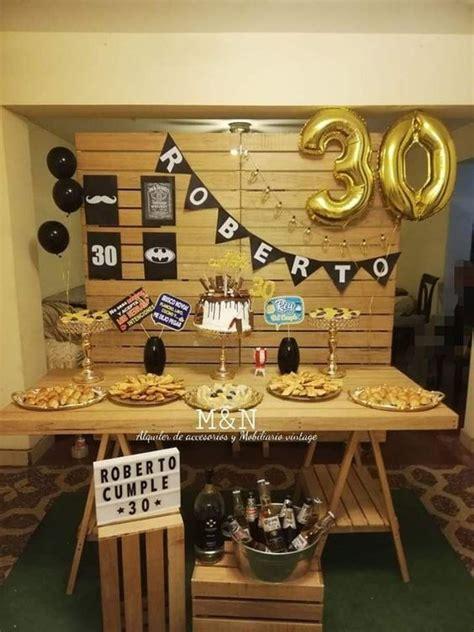 Decoración fiesta para adultos Fiesta de cumpleaños de