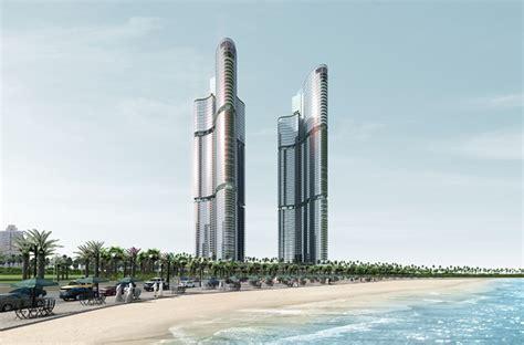 Al Mada Towers, Jeddah, Saudi Arabia | المرسال
