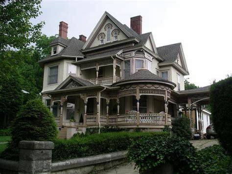 Victorian Era Architecture Homes Designs Color Schemes