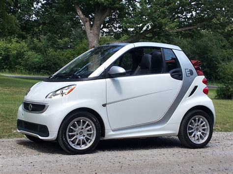 Smart Car Used Cars by 2013 Smart Electric Drive Cabrio Brief Drive Of Electric