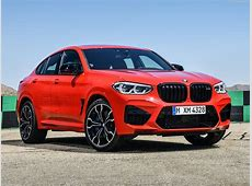 BMW X4 M Competition 2020 pictures, information & specs