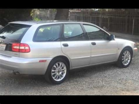 Volvo Thousand Oaks by 2003 Volvo V40 For Sale In Thousand Oaks Ca