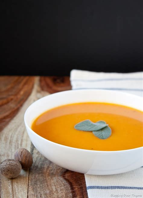 butternut squash and carrot soup butternut squash and carrot soup a beautiful plate