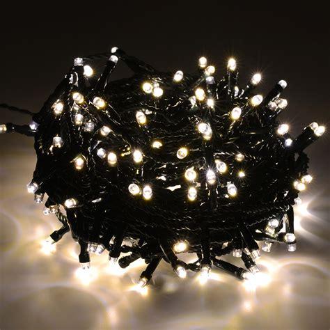 Lichterketten Led Innen by Led Lichterkette Weihnachtsbeleuchtung 600 Led Outdoor