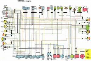 6bd0b 1982 Yamaha Xj650 Wiring Diagram