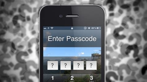 iphone forgot passcode what to do if you ve forgotten your iphone s passcode