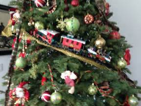 train christmas tree theme and so this is christmas pinterest