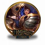 Garen Icon Upgrade Visual Legends League Icons