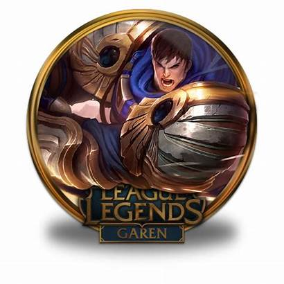 Garen Icon Upgrade Visual Legends League Icons
