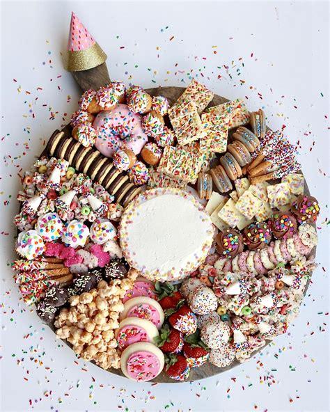 10 sweet rubber duckie baby shower ideas. Birthday Dessert Board | Birthday desserts, Party food platters, Party desserts
