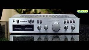 Maravilhoso Amplificador Gradiente Model 126   15  Olbrich