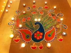 Diwali Rangoli- 2011 Premaarpan