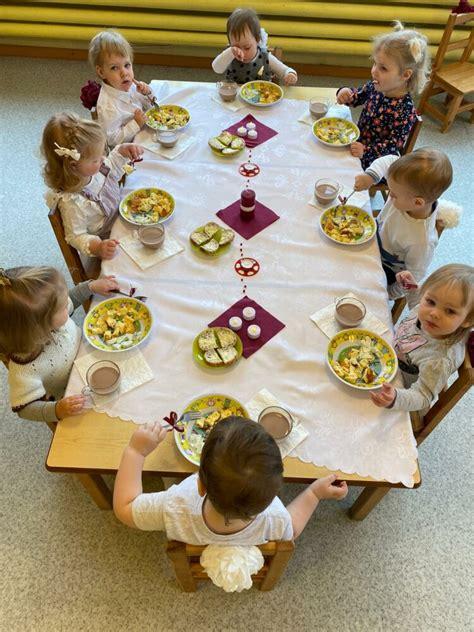 Baltā galdauta svētki - Pirmsskola