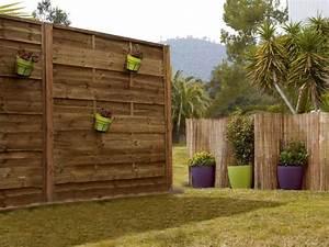 Panneau De Cloture En Bois : 301 moved permanently ~ Premium-room.com Idées de Décoration