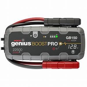 The Noco Company Genius Boost Pro 4000a 12v Ultrasafe