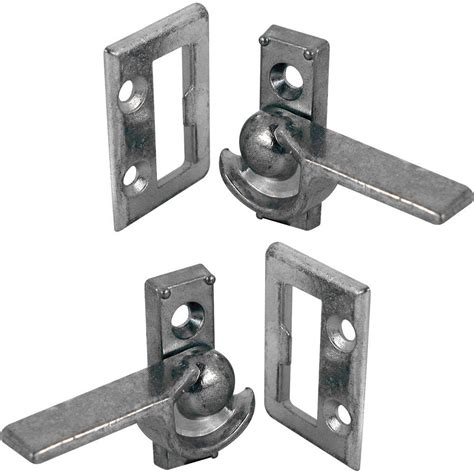 prime  zinc left   sliding window cam latch    home depot