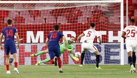 Sevilla derrota o líder Atlético de Madrid e Campeonato ...