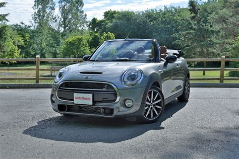 Review Mini Cooper Convertible by 2016 Mini Cooper S Convertible Review Autoguide