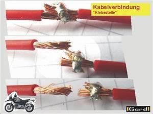 Mehrere Kabel Mit Einem Verbinden : kabel verbinden l ten oder pressen ~ Orissabook.com Haus und Dekorationen