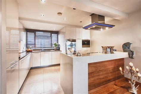 beige kitchen cabinets Kitchen Traditional with beige