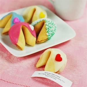 Unique Wedding Favors – Custom Fortune Cookies - POSITIVE ...