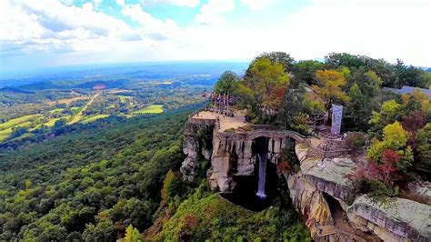 Lookout Mountain's Rock City, Georgia and Ruby Falls - An ...