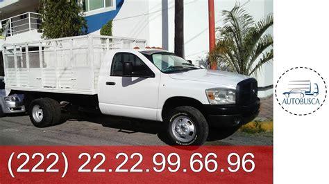 camionetas en venta en puebla 2008 dodge ram 4000 turbo diesel