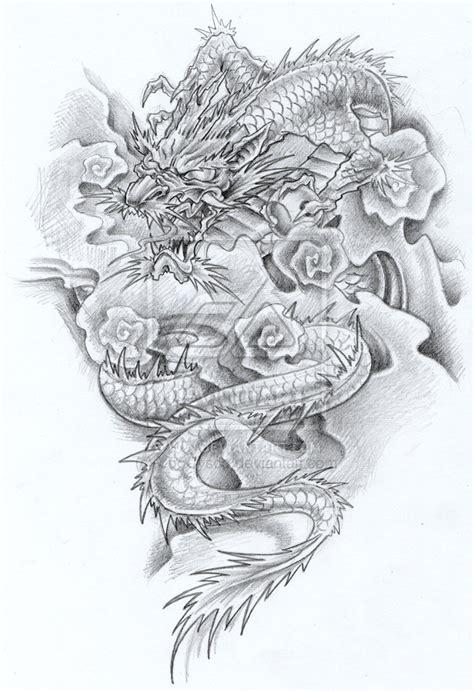 japanese dragon tattoo designs gallery zentrader