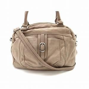 Sac Bandoulière Cuir Marron : sac a main lancaster 36 cm en cuir marron bandouliere ~ Melissatoandfro.com Idées de Décoration
