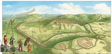 le siege d alesia sublevación de vercingetorix 52 51 ac arre caballo