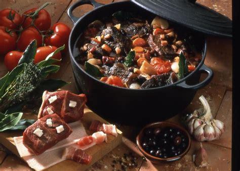 cuisine marseillaise recettes daube marseillaise cuisine plurielles fr