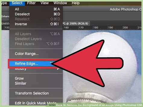 how to delete a background in photoshop how to remove the background of an image using photoshop cs6