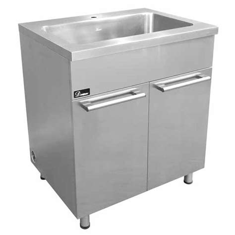 ct kitchen cabinets stainless steel sink base cabinet with built in garbage 3036