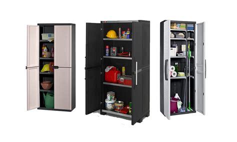 indoor storage cabinets keter indoor storage cabinet groupon goods