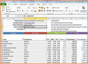 Bill Excel Template 9 Project Management Spreadsheets Excel Spreadsheets Group