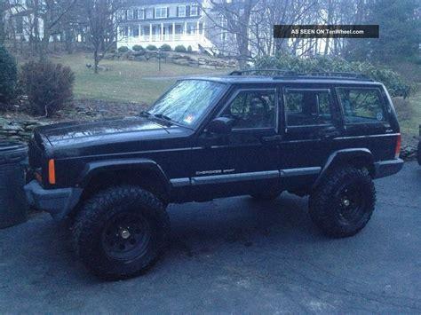 sports jeep cherokee 2000 jeep cherokee sport sport utility 4 door 4 0l