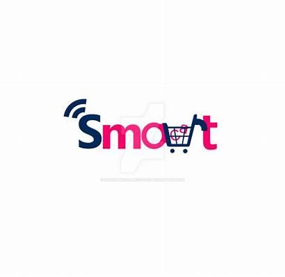 Shopping Cart Smart Supermarket Logos Gambar Designs