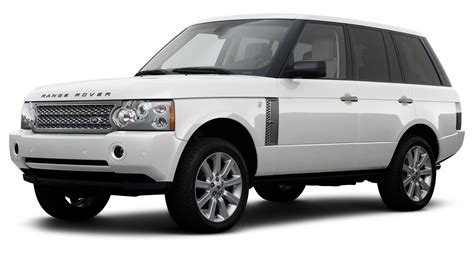 Amazoncom 2008 Land Rover Range Rover Reviews, Images