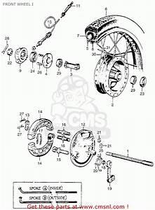 1967 Honda Cl77 Scrambler