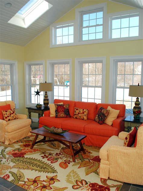 Living Room Design Style Hgtv