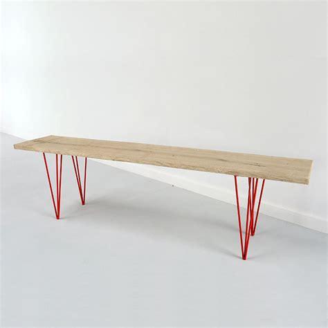 pied de bureau design t fabricant de pieds de table et plateau en bois