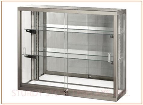 Countertop Showcases by Countertop Showcase Sturdy Store Displays