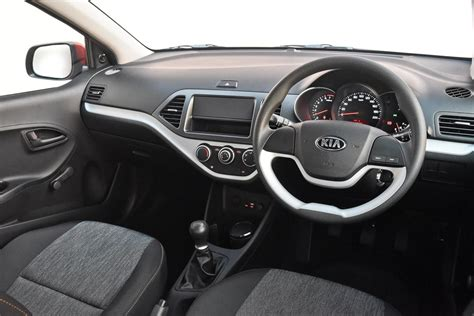 Citronella Ls South Africa by Kia Picanto 1 2 Ls Interior Launched In South Africa
