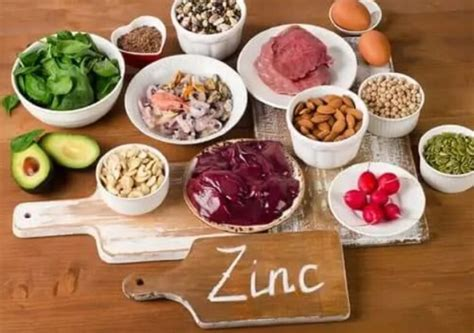 Regjimi ushqimor/ Pse zinku është i rëndësishëm për ...
