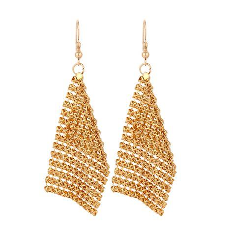 CACANA Long Earrings Dangle Earrings For Women Tassel