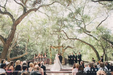 oak canyon nature center wedding jake  necia photography