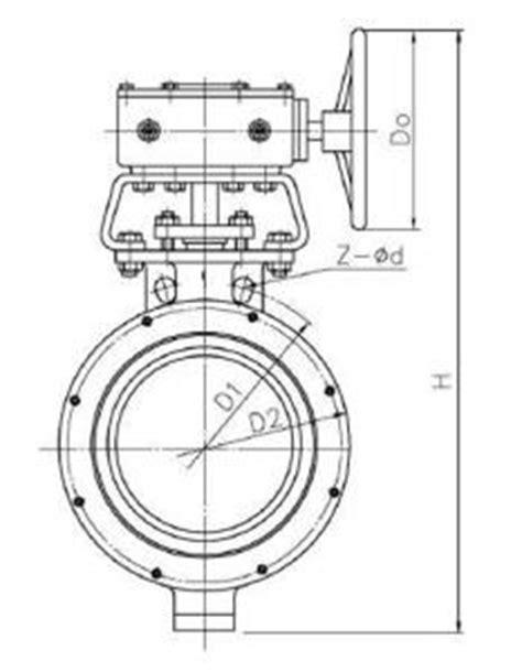 Stainless steel wafer butterfly valve - Butterfly valve